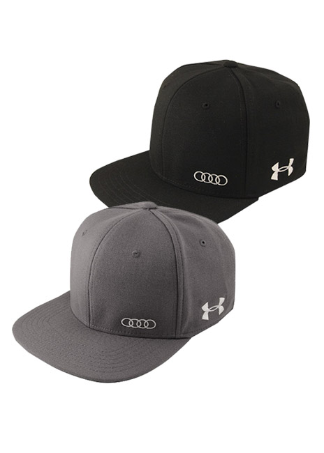 c42600ef Under Armour Flat Bill Cap